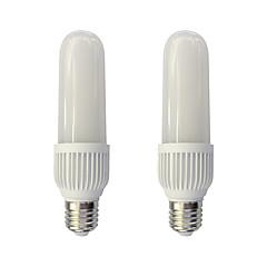 tanie Żarówki LED-2szt 18W 1460 lm E27 Żarówki LED kukurydza T 96 Diody lED SMD 2835 Ciepła biel Biały AC 220-240V