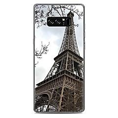 tanie Galaxy Note 3 Etui / Pokrowce-Kılıf Na Wzór Etui na tył Wieża Eiffla Miękkie TPU na Note 8 Note 5 Edge Note 5 Note 4 Note 3 Lite Note 3 Note 2 Note Edge Note