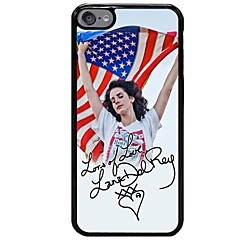 Etui Til iPhone X iPhone 8 Mønster Bagcover Sexet kvinde Flag Blødt TPU for iPhone X iPhone 8 Plus iPhone 8 iPhone 7 Plus iPhone 7 iPhone