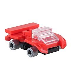 お買い得  積み木&ブロック-ブロックおもちゃ レーシングカー おもちゃ 車載 SPIDER 車 軍隊 Non Toxic クラシック 新デザイン 成人 17 小品