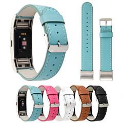 для fitbit charge2 подлинный кожаный кожаный антискользящий наручный ремешок для часов