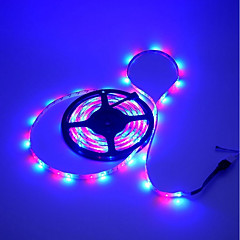 お買い得  RGBストリップライト-300 LED RGB カット可能 ノンテープ・タイプ 変色 DC電源