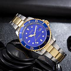 Bărbați Ceas La Modă Ceas de Mână Ceas Sport Ceas Militar  Ceas Elegant  Quartz Calendar Oțel inoxidabil Bandă Charm Vintage Casual Cool