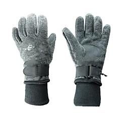 Rękawice narciarskie Dla obu płci Full Finger Keep Warm Powłoka Narciarstwo Piesze wycieczki Motor Bike Outdoor Exercise Kolarstwo / Rower