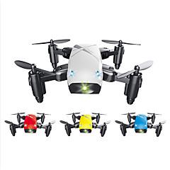 abordables Aeronaves Multieje-RC Dron S9 4 Canales 6 Ejes 2.4G No Quadccótero de radiocontrol  Altura FPV Iluminación LED Retorno Con Un Botón Flotar Quadcopter RC