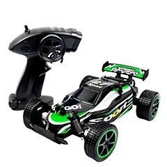 cheap RC Cars-RC Car 23211 2.4G SUV 4WD High Speed Drift Car Racing Car Rock Climbing Car Buggy (Off-road) 1:20 * KM/H Remote Control / RC Rechargeable