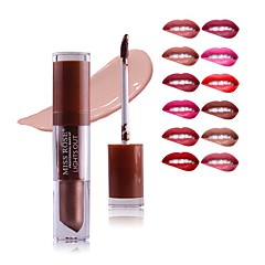 voordelige -Lipgloss Mat Glinstering Vloeistof waterdicht 1