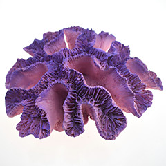 Aquarium Decoration Coral Resin