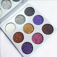1 stks glitters enkele oogschaduw diamanten regenboog make-up
