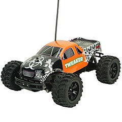 RC Car 9112M 27MHz High Speed 4WD Drift Car Buggy SUV Racing Car 1:18 15 KM/H Remote Control Rechargeable Electric
