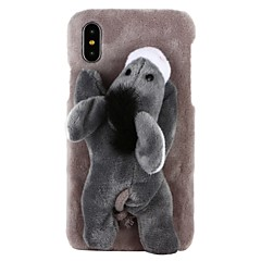 halpa iPhone 6s kotelot-Etui Käyttötarkoitus Apple iPhone X iPhone 8 iPhone 8 Plus iPhone 7 iPhone 7 Plus iPhone 6 iPhone 6 Plus DIY squishy Takakuori 3D