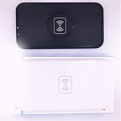 Χαμηλού Κόστους -Ασύρματος Φορτιστής Φορτιστής USB τηλεφώνου USB Ασύρματος Φορτιστής Qi 1 θύρα USB 1A DC 5V iPhone X iPhone 8 Plus iPhone 8 S8 Plus S8 S7