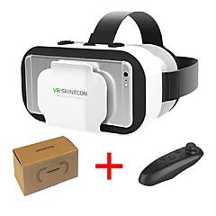 preiswerte Zubehör für Videospiele-vr shinecon 5.0 brille virtuelle realität vr box 3d-brille für 4,7 - 6,0 zoll telefon mit controller
