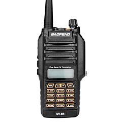 Χαμηλού Κόστους Σταντ-baofeng uv-9r φορητό ασύρματο φορητό ραδιόφωνο ip67 αδιάβροχο ασύρματο ασύρματο πομποδέκτη διπλής κατεύθυνσης διπλής ζώνης 136-174 /