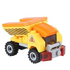 お買い得  積み木&ブロック-ブロックおもちゃ バックホーローダー おもちゃ ノベルティ柄 車 ストレスや不安の救済 減圧玩具 親子インタラクション 成人 32 小品