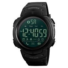 Męskie DZIECIĘCE Sportowy Modny Wojskowy Chiński Nakręcanie automatyczne Bluetooth Kalendarz Chronograf Wodoszczelny Pilot zdalnego