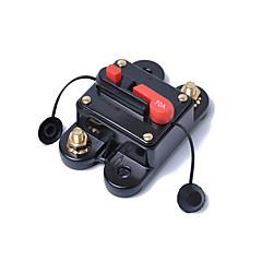 Недорогие Аудио для автомобиля-dc12v авто сбрасываемый автоматический стереофонический аудиосистема встроенный автоматический выключатель 70a / 120a / 160a / 180a / 200a