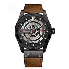 Men's Kid's Fashion Watch Dress Watch Wrist watch Japanese Quartz Calendar / date / day Chronograph Water Resistant / Water Proof Casual