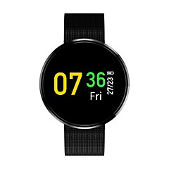 olcso Okos órák-Intelligens Watch Többfunkciós óra Elégetett kalória Lépésszámlálók Edzésnapló APP vezérlés Szívverés érzékelő Pulse Tracker