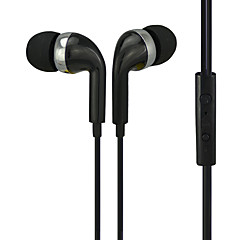 cheap Headsets & Headphones-LIZU X-506 In Ear Wired Headphones Dynamic Copper Mobile Phone Earphone with Microphone Headset
