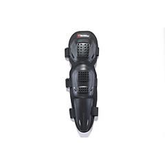 Недорогие Средства индивидуальной защиты-героический мотокросс внедорожник&коленные подушки защитная экипировка комплект мотоцикл kneepad езда kneepad скоба защитные