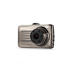 abordables Accesorios para Coche-3 pulgadas del coche dvrtft lcd hd 1080p girado 170 grados ultra gran angular dual lente tablero de la cámara del vehículo video digital