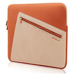 abordables Accessoires de MacBook-Manche pour Couleur Pleine faux cuir MacBook Pro 13 pouces / MacBook Air 13 pouces / MacBook Pro 13 pouces avec affichage Retina