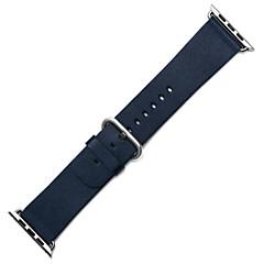 olcso Apple Watch sávok-Nézd Band mert Apple Watch Series 3 / 2 / 1 Apple Modern csat Bőr Csuklópánt