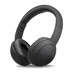 お買い得  ヘッドセット、ヘッドホン-WAZA HA01 オーバーイヤー / ヘアバンド ワイヤレス ヘッドホン 動的 プラスチック / メタル プロオーディオ イヤホン Bluetooth / 折りたたみ式 / ボリュームコントロール付き ヘッドセット