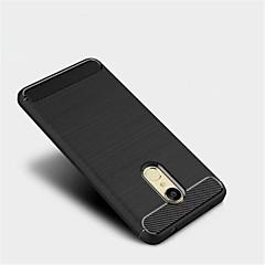 Недорогие Чехлы и кейсы для Xiaomi-Кейс для Назначение Xiaomi Redmi 5 Redmi 5 Plus Матовое Кейс на заднюю панель Сплошной цвет Мягкий ТПУ для Redmi Note 5A Xiaomi Redmi