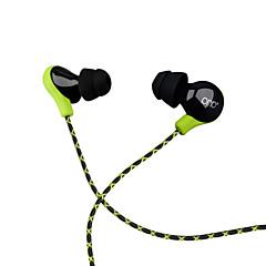 お買い得  ヘッドセット、ヘッドホン-PHB P8 耳の中 ケーブル ヘッドホン 動的 プラスチック プロオーディオ イヤホン マイク付き / ボリュームコントロール付き ヘッドセット