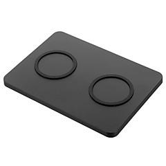 お買い得  ワイヤレスチャージャー-ワイヤレスチャージャー 電話USB充電器 EUプラグ ワイヤレスチャージャー 高速充電器 1A