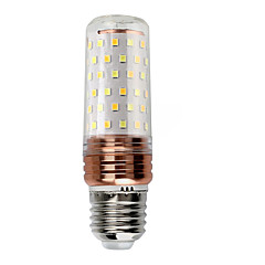 voordelige LED-lampen-1pc 16W 1100 lm E27 LED-maïslampen 84 leds SMD 5730 Decoratief LED Lamp Warm wit Koel wit AC 220-240V