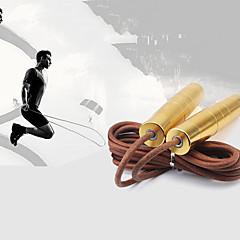 お買い得  ジャンプロープ-縄跳び/縄跳び エクササイズ&フィットネス 耐久性 跳躍 体重を減らす プラスチック ばね用鋼線-