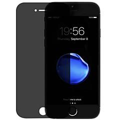 Недорогие Защитные пленки для iPhone 7-Защитная плёнка для экрана Apple для iPhone 7 Закаленное стекло 1 ед. Защитная пленка на всё устройство Anti-Spy Уровень защиты 9H