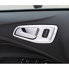 abordables Displays para Retrovisor-Automotor Tazón de la puerta interior Interiores personalizados para coche Para Ford 2013 / 2014 / 2015 Kuga