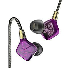 Χαμηλού Κόστους Ακουστικά κεφαλής και ψείρες-PHB EP016 Στο αυτί Ενσύρματη Ακουστικά Κεφαλής Δυναμικός Πλαστική ύλη Pro Audio Ακουστικά Με Έλεγχος έντασης ήχου Με Μικρόφωνο Ακουστικά