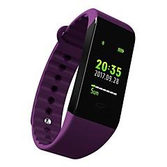 tanie Inteligentne zegarki-yy wcp6s puls ciśnienia krwi wodoodporny pilot zdalnego sterowania kamery muzycznej