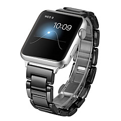 cheap Apple Watch Accessories-Watch Band for Apple Watch Series 3 / 2 / 1 Apple Wrist Strap Classic Buckle Ceramic