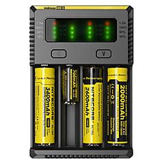 Χαμηλού Κόστους LED Μπρελόκ-NEW-I4 Φορτιστής μπαταρίας Φακοί Αξεσουάρ Φορητά Επαγγελματικό Υψηλή ποιότητα Πλαστικό για