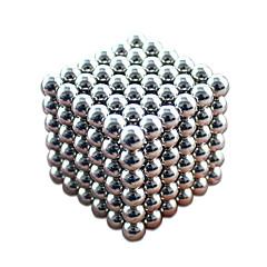 halpa -216kpl 3mm hopea DIY magneettiset pallot pallo helmi magia kuutio magneetti palapeli rakentaminen lohko koulutus lelu