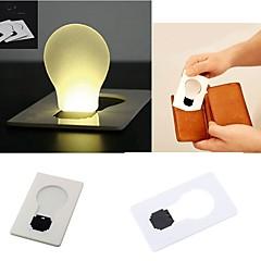 halpa LED-avaimenperät-Avaimenperävalaisimet LED 50 lm Manuaalinen Tila LED Akulla Kannettava Taiteltava Telttailu/Retkely/Luolailu Päivittäiskäyttöön Valkoinen