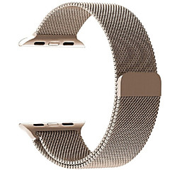 cheap Apple Watch Bands-Watch Band for Apple Watch Series 3 / 2 / 1 Apple Milanese Loop Metal Wrist Strap