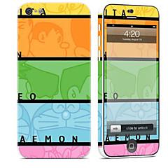 tanie Naklejki na iPhona-1 szt. Naklejka na obudowę na Odporne na zadrapania Lolita Wzorki PVC iPhone 5c