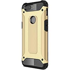 お買い得  その他のケース-ケース 用途 OnePlus 鎧 バックカバー 鎧 ソフト TPU のために OnePlus 5T