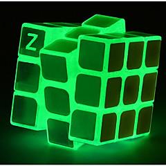 hesapli -Sihirli küp IQ Cube Işıklı Işın Küpü 3*3*3 Pürüzsüz Hız Küp Sihirli Küpler bulmaca küp Karanlıkta Parlayan Klasik Yerler Dörtgen Şekilli Çocuklar için Oyuncaklar Genç Erkek Genç Kız Hediye