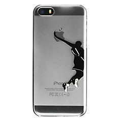 Недорогие Кейсы для iPhone 5с-Кейс для Назначение Apple Кейс для iPhone 5 iPhone 6 iPhone 6 Plus iPhone 7 Plus iPhone 7 С узором Кейс на заднюю панель Мультипликация