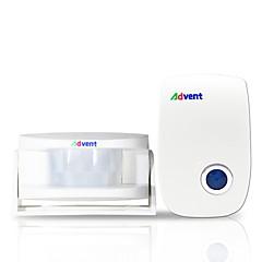 voordelige Toegangscontrolesystemen-I-228 Draadloos One to One Doorbell Muziek Infrarood sensor Muurbevestiging deurbel