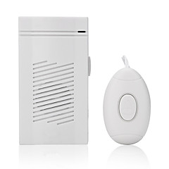 billige Adgangskontrolsystemer-Ding Dong Musik En til en dørklokke Ledning Dørklokke 0.8 Overflade Monteret