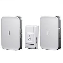 olcso Beléptető rendszerek-Ding Dong Zene Egy-két csengő hang beállítható Vezeték nélküli csengő 150 Felületre felállítható